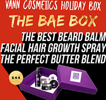 Vann Cosmetic Holiday Box